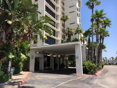 South Padre Island Condo/Townhouse For Sale: 404 Padre Blvd. #107