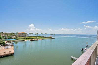 South Padre Island Condo/Townhouse For Sale: 6201 Padre Blvd. #304