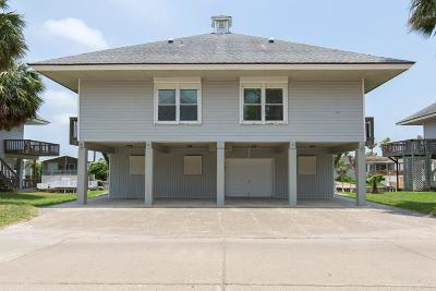 Port Isabel Single Family Home For Sale: 105 W Scallop #5