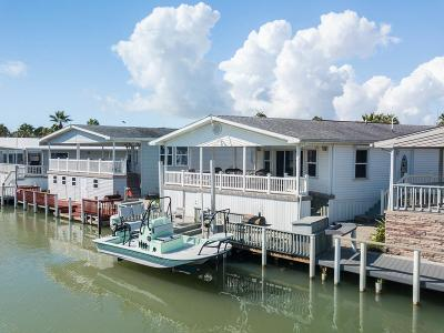 Port Isabel Single Family Home For Sale: 467 W Clam Circle