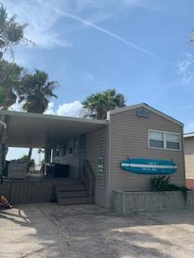 Port Isabel Single Family Home For Sale: 24 Conch Dr.