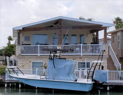 Port Isabel Single Family Home For Sale: 286 Sundial Circle