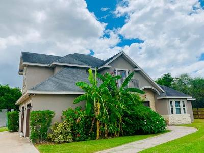 Los Fresnos Single Family Home For Sale: 33095 Stadium Dr.
