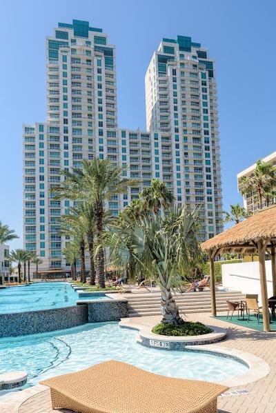 South Padre Island Condo/Townhouse For Sale: 310a Padre Blvd. #402
