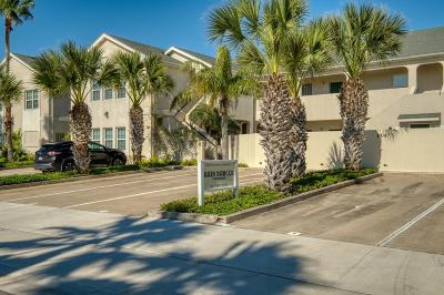 South Padre Island Condo/Townhouse For Sale: 114 E Atol St. #8