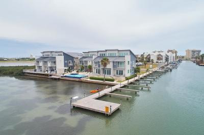 South Padre Island Condo/Townhouse For Sale: 6101 Padre Blvd. #101