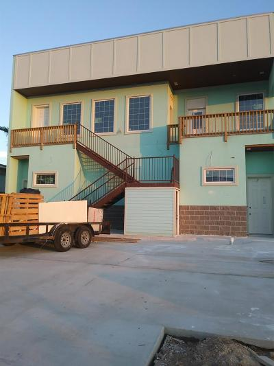 South Padre Island Multi Family Home For Sale: 111 W Marisol Dr.