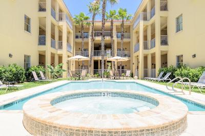 South Padre Island Condo/Townhouse For Sale: 6410 Padre Blvd. #108