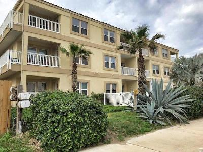 South Padre Island Condo/Townhouse For Sale: 129 E Cora Lee Dr. #202