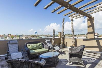 South Padre Island Condo/Townhouse For Sale: 105 E Esperanza Ave. #D