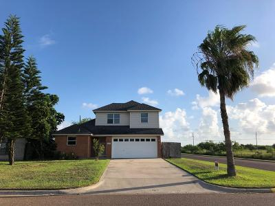 Port Isabel Single Family Home For Sale: 1849 Oklahoma