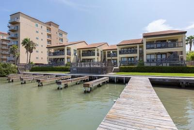 South Padre Island Condo/Townhouse For Sale: 201 W Constellation Dr. #4