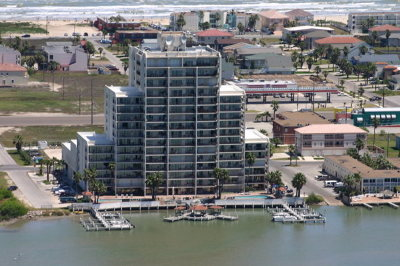 South Padre Island Condo/Townhouse For Sale: 5101 N Laguna Blvd. #107