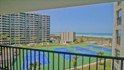 South Padre Island Condo/Townhouse For Sale: 406 Padre Blvd. #604