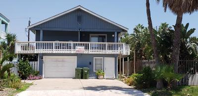 South Padre Island Single Family Home For Sale: 128 E Venus Ln
