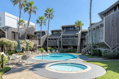 South Padre Island Condo/Townhouse For Sale: 2500 Gulf Blvd. #101