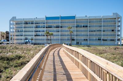 South Padre Island Condo/Townhouse For Sale: 1816 Gulf Blvd. #602