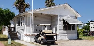 Port Isabel Single Family Home For Sale: 509 W Clam Circle