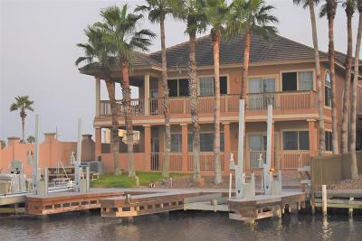 South Padre Island Condo/Townhouse For Sale: 118 W Kings Court #116