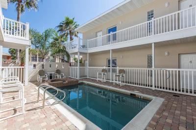 South Padre Island Condo/Townhouse For Sale: 125 E Esperanza St. #9