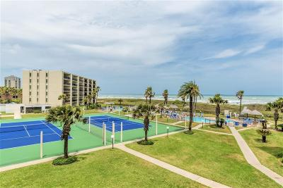 South Padre Island Condo/Townhouse For Sale: 406 Padre Blvd. #301