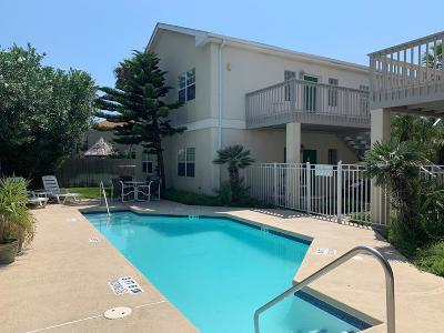 South Padre Island Condo/Townhouse For Sale: 114 E Bahama St. #2