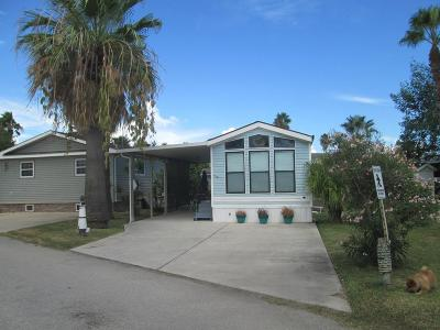 Port Isabel Single Family Home For Sale: 719 E Clam Circle