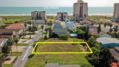 South Padre Island TX Residential Lots & Land For Sale: $134,900
