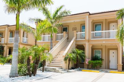 South Padre Island Condo/Townhouse For Sale: 123 E Saturn Lane #C