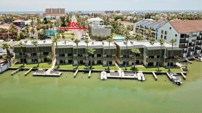 South Padre Island Condo/Townhouse For Sale: 227 W Morningside Dr. #206