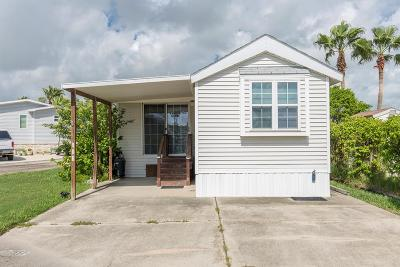 Port Isabel Single Family Home For Sale: 406 Sundial #406