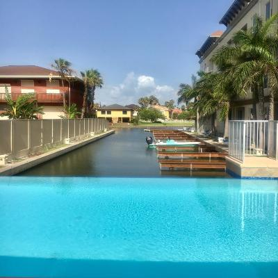 South Padre Island Condo/Townhouse For Sale: 5909 Padre Blvd. #101