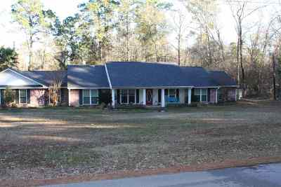 Jasper County Single Family Home For Sale: 1050 County Road 168