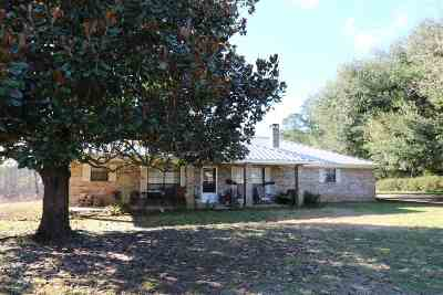 Newton County Single Family Home For Sale: 13910 Fm 2626