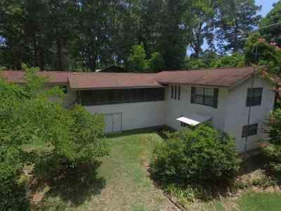 Hemphill Single Family Home For Sale: 365 Confederate