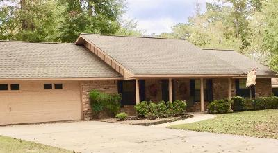 Jasper County Single Family Home For Sale: 49 W Bay Dr