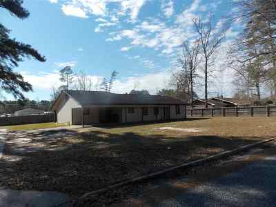 Jasper County Single Family Home For Sale: 417 Shady Lane