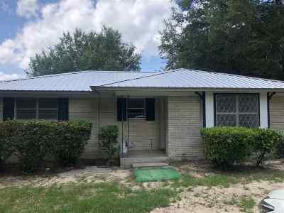 Newton County Single Family Home For Sale: 15655 Fm 1414