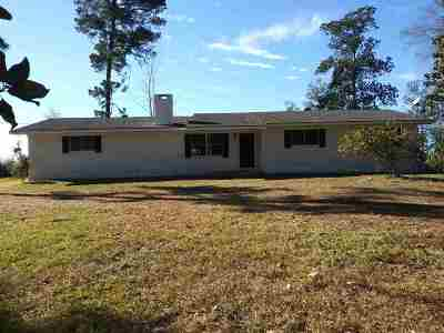 Jasper County Single Family Home For Sale: 825 Denton
