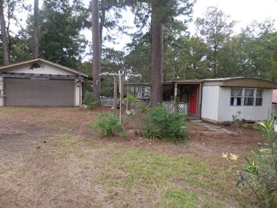 Burkeville, Hemphill, Hemphill Sub-division, Milam, Shelbyville Manufactured Home For Sale: 285 Westwood Loop