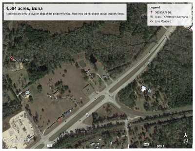 Buna Residential Lots & Land For Sale: 4.504 Us Highway 96 S
