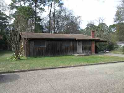 Jasper County Single Family Home For Sale: 801 Bowie