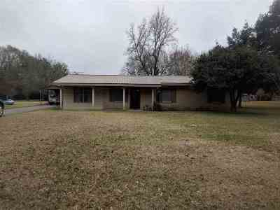 Jasper County Single Family Home For Sale: 537 Cr 619