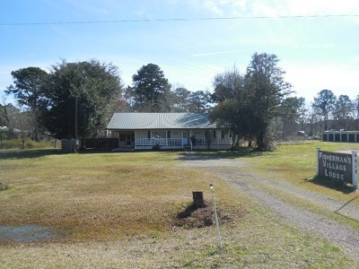 Angelina County, Jasper County, Nacogdoches County, Newton County, Sabine County, San Augustine County, Shelby County Commercial For Sale: 5518 State Hwy E 21