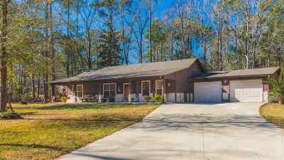 Jasper County Single Family Home For Sale: 119 N Brook Lane #Section