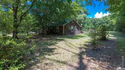 Jasper Single Family Home For Sale: 724 County Road 061 #Lake Are