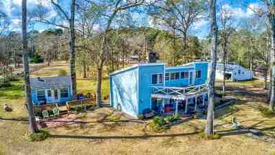 Hemphill Single Family Home For Sale: 101 Cove