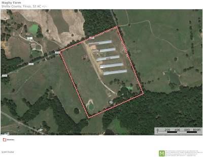 Center Farm & Ranch For Sale: 904 Cr 3094