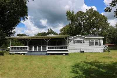 Kirbyville Single Family Home For Sale: 1596 Fm 82 West