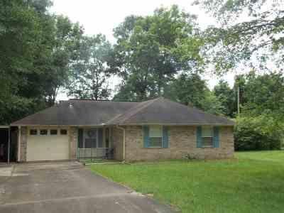 Jasper Single Family Home For Sale: 180 Cinnamon Oaks